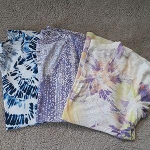 BUNDLE Of 3 Sonoma T-Shirts